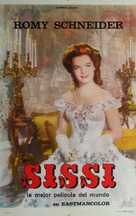 Sissi - Argentinian Movie Poster (xs thumbnail)