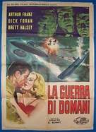 The Atomic Submarine - Italian Movie Poster (xs thumbnail)