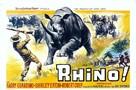 Rhino! - Belgian Movie Poster (xs thumbnail)
