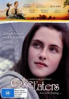 The Cake Eaters - Australian DVD cover (xs thumbnail)