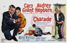 Charade - Belgian Movie Poster (xs thumbnail)
