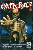 One Dark Night - British VHS movie cover (xs thumbnail)