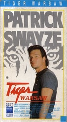 Tiger Warsaw - Argentinian VHS cover (xs thumbnail)