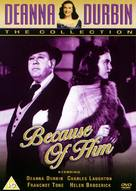 Because of Him - British DVD cover (xs thumbnail)