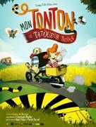 Tigre og tatoveringer - French Movie Poster (xs thumbnail)