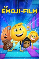 The Emoji Movie - Hungarian Movie Cover (xs thumbnail)