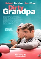 Dirty Grandpa - Canadian Movie Poster (xs thumbnail)