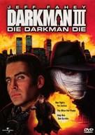 Darkman III: Die Darkman Die - DVD cover (xs thumbnail)