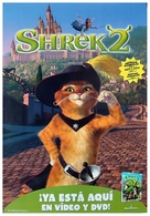 Shrek 2 - Spanish Video release movie poster (xs thumbnail)