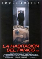 Panic Room - Spanish Movie Poster (xs thumbnail)