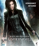 Underworld: Awakening - Blu-Ray movie cover (xs thumbnail)