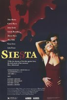 Siesta - Movie Poster (xs thumbnail)