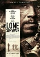 Lone Survivor - German Movie Poster (xs thumbnail)