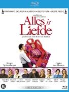 Alles is liefde - Dutch Movie Cover (xs thumbnail)