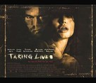 Taking Lives - British Movie Poster (xs thumbnail)