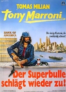 Squadra antitruffa - German Movie Poster (xs thumbnail)