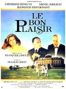 Bon plaisir, Le - French Movie Poster (xs thumbnail)