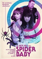 Spider Baby or, The Maddest Story Ever Told - German Blu-Ray movie cover (xs thumbnail)