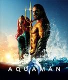 Aquaman - Blu-Ray movie cover (xs thumbnail)