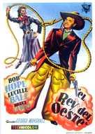 Fancy Pants - Spanish Movie Poster (xs thumbnail)