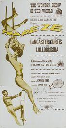 Trapeze - Re-release poster (xs thumbnail)