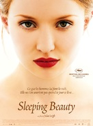 Sleeping Beauty - French Movie Poster (xs thumbnail)