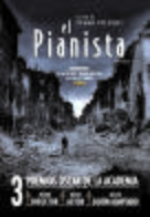 The Pianist - Argentinian Movie Poster (xs thumbnail)