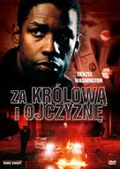 For Queen and Country - Polish DVD cover (xs thumbnail)