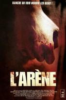 Raze - French DVD movie cover (xs thumbnail)