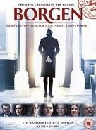 """Borgen"" - British DVD cover (xs thumbnail)"