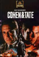Cohen and Tate - DVD cover (xs thumbnail)
