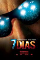 7 días - Mexican Movie Poster (xs thumbnail)