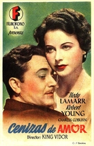 H.M. Pulham, Esq. - Spanish Movie Poster (xs thumbnail)
