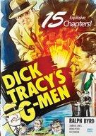 Dick Tracy's G-Men - DVD cover (xs thumbnail)