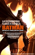 Batman: The Dark Knight Returns, Part 2 - Argentinian Movie Poster (xs thumbnail)