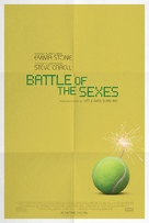 Battle of the Sexes - Movie Poster (xs thumbnail)
