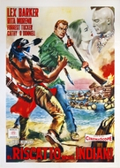 The Deerslayer - Italian Movie Poster (xs thumbnail)