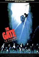 The Gate - French Movie Poster (xs thumbnail)