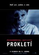 Paranormal Activity: The Marked Ones - Czech Movie Poster (xs thumbnail)