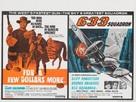 Per qualche dollaro in più - British Combo movie poster (xs thumbnail)