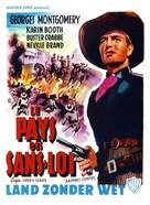 Badman's Country - Belgian Movie Poster (xs thumbnail)