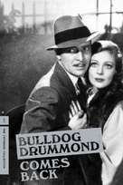Bulldog Drummond Comes Back - DVD cover (xs thumbnail)