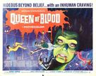 Queen of Blood - Movie Poster (xs thumbnail)