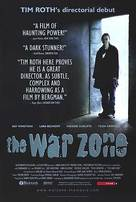 The War Zone - British Movie Poster (xs thumbnail)