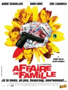 Affaire de famille - Belgian Movie Poster (xs thumbnail)