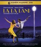 La La Land - Czech Movie Cover (xs thumbnail)