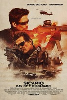 Sicario: Day of the Soldado - Movie Poster (xs thumbnail)