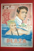 La spiaggia - Serbian Movie Poster (xs thumbnail)