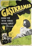 I See a Dark Stranger - Swedish Movie Poster (xs thumbnail)