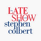 """""""The Late Show with Stephen Colbert"""" - Logo (xs thumbnail)"""